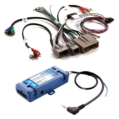 PAC RadioPro4 Select Ford w / CANbus Radio Replacement Interf