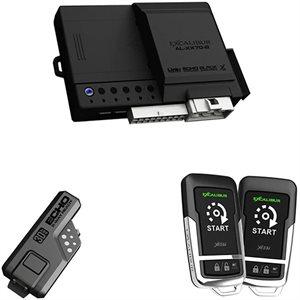 Excalibur 1-Button 1-Way Remote Start Keyless Entry System