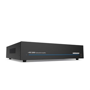 Audio Control DSP Controlled Subwoofer Amplifier (1000w)