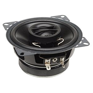 """PowerBass 4"""" 4 Ohm Coaxial Speakers (pair)"""