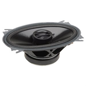"""PowerBass 4""""x6"""" OEM Replacement Coaxial Speakers (pair)"""
