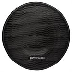 "PowerBass 5.25"" 4 Ohm Coaxial Speakers (pair)"