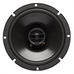 "PowerBass 6.5"" 4 Ohm Coaxial Speakers (pair)"