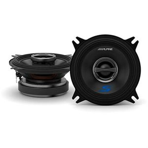 "Alpine 4"" Coaxial 2-Way S-series Speaker"