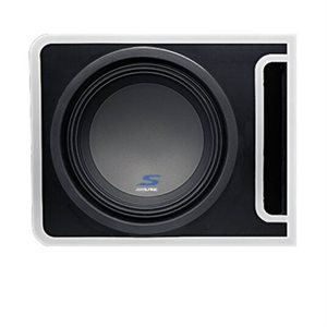 "Alpine Pre-Loaded S-Series 12"" Subwoofer Enclosure"