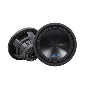 """Alpine 12"""" Subwoofer S-series w / Dual 2-Ohm Voice Coils"""