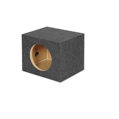 "SPL Boxes 10"" Single Sealed Enclosure"