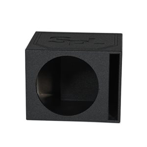 "SPL Boxes 15"" Single Vented Finished w / Bed Liner"