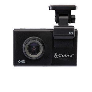 Cobra Configurable Smart Dash Cam with Optional Accessory Cameras