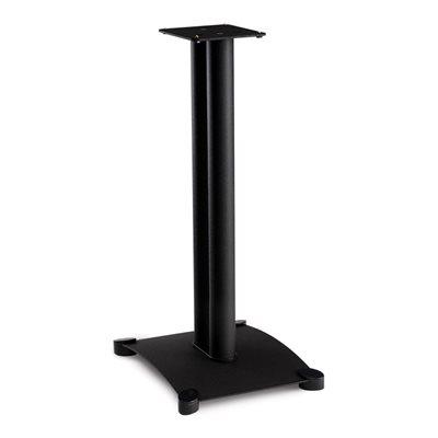 "Sanus Steel Series 26"" Tall Speaker Stand (black, pair)"