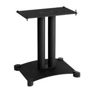 "Sanus Steel Series 18"" Center Channel Speaker Stand (black)"