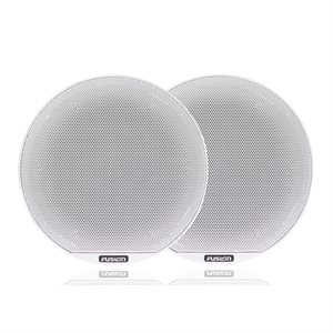 "Fusion Marine 6.5"" 230W Coaxial Classic Speakers (pair)"