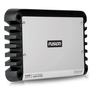 Fusion Marine 5 Channel 1,600W Amplifier