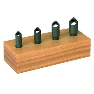 Mobile Solutions 4-Piece Countersink Set