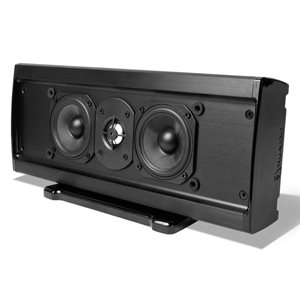 "TruAudio Slim LCR Dual 3.5"" GF Woof 1""Alum Tweet (single)"