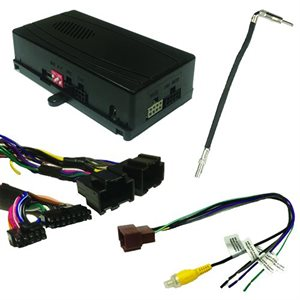 Crux OnStar Radio Replacement Interface w / SWC,Video Switche