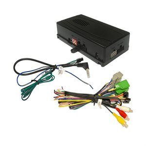 Crux OnStar Radio Replacement Interface for GM LAN 29 Bit v2 Vehicles with LIN SWC