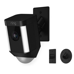 RING Spotlight Cam Mount - Black