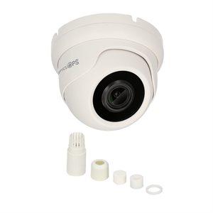 Spyclops DOME Camera Auto Focus POE 5MP (White)