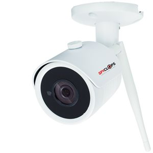 Spyclops MINI BLT, WHT, UNI-MNT 2.8 IP WIRELESS 4MP(white)