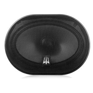 """Triton Audio 6x9"""" Coaxial 2-Way Woofer, 4-Ohm, 140W, 1"""" Swiv"""