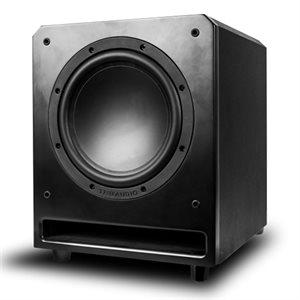 "TruAudio SS Series 12"" 250W Powered Slot Subwoofer"