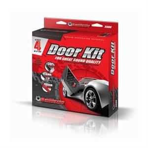 """Ballistic 4-Piece 12""""x36"""" Door Damping Kit"""