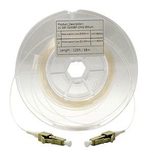 Cleerline Fiber 50 / 125um SSF, LCLC 125'
