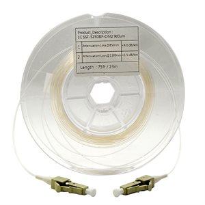 Cleerline Fiber 50 / 125um SSF, LCLC 75'