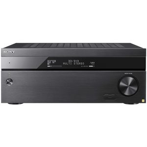 Sony 9.2 Channel 130W 4K A / V Receiver (black)