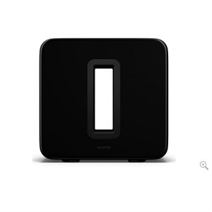 Sonos SUB Gen3 Wireless Subwoofer (Black)
