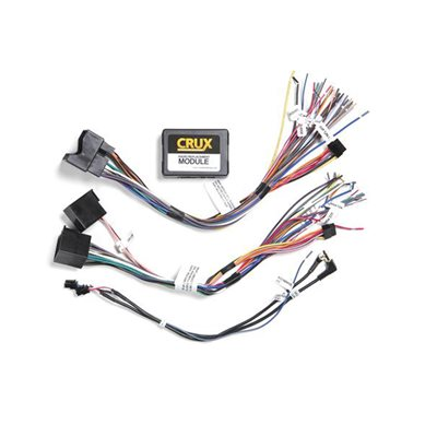 Crux Multi-CAN Radio Replacement Interface BMW, MB, Porsche