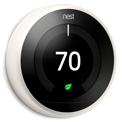 Nest Learning Thermostat 3rd Generation (white)