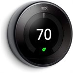Nest Learning Thermostat 3rd Generation (Mirror Black)