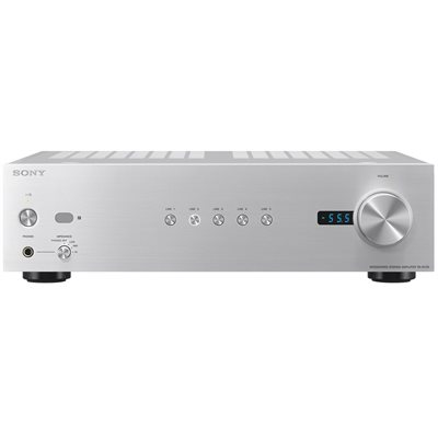 Sony 2 Channel Hi-Res Integrated Amplifier