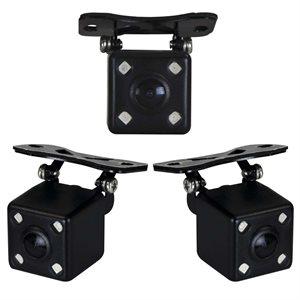 iBeam Small Square Camera with 4 IR LEDs