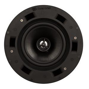 """Beale Street(Vanco) 8"""" 25 / 70 / 100V IN-CEILING 2-Way Speaker(each)"""