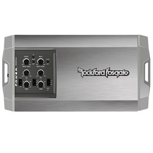 Rockford Power Marine 400W Class-AD 4 Channel Amplifier