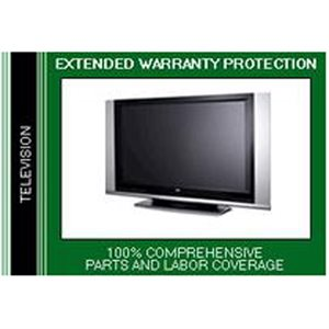 CPS 2 Year Television Warranty - Under $3,500 (in home)
