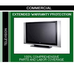 CPS 5 Year Television Warranty - Under $2,500 (Commercial - In-Home)