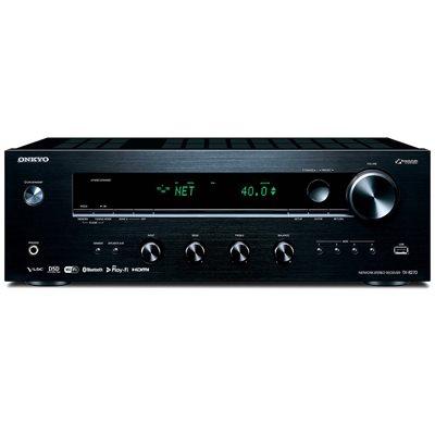 Onkyo 2 Channel Network Stereo Receiver w / HDMI, Wi-Fi & BT