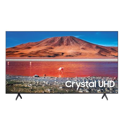 "Samsung 43"" 4K Smart LED Ultra HDTV w /  HDR"