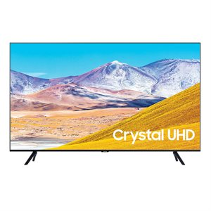 "Samsung 43"" 4K Smart LED Super Ultra HDTV w / HDR"