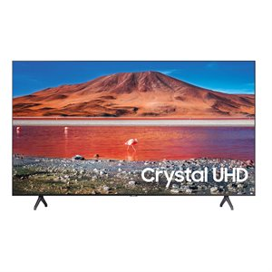 "Samsung 50"" 4K Smart LED Ultra HDTV w /  HDR"