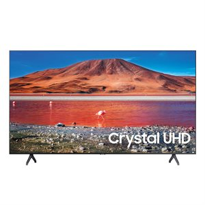 "Samsung 55"" 4K Smart LED Ultra HDTV w /  HDR"