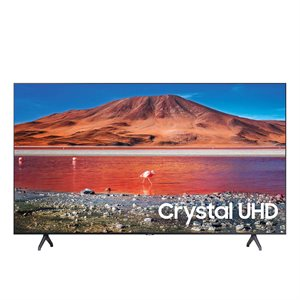 "Samsung 58"" 4K Smart LED Ultra HDTV w /  HDR"