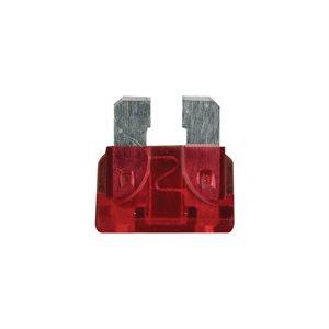 Install Bay 10 Amps USA ATC Fuses (25 pk)