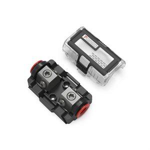 T-Spec Dual MANL 1 / 0-4 / 8 AWG Fuse Holder