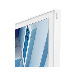 "Samsung 32"" Customizable Frame for 2020 Frame TV (white)"