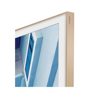 "Samsung 43"" Customizable Frame for 2020 Frame TV (beige)"